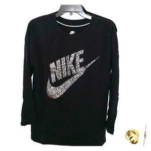 Nike Metallic Pullover